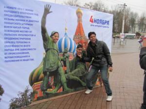 Еще раз продемонстрировать в Смоленске народное единство помешал дождь