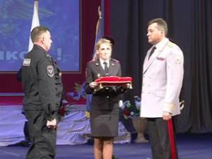 Смоленских стражей порядка наградили в честь профессионального праздника