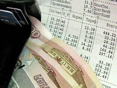 Пятую часть полумиллиардного долга за «коммуналку» взыскали через суд
