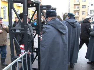 Порядок во время празднования Дня народного единства охраняли около 300 смоленских полицейских