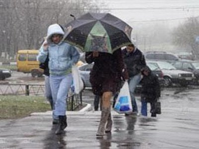 Смоленщину ожидает резкое похолодание и ухудшение погоды