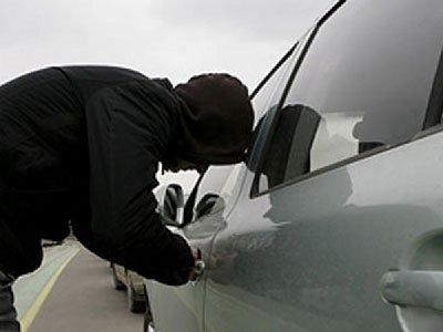 Смолянин поймал угонщика своей машины