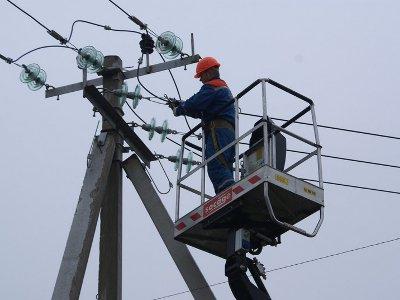 Число отключенных от электричества смолян перевалило за 9 тысяч