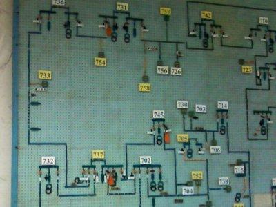 В Смоленской области полностью восстановили электроснабжение