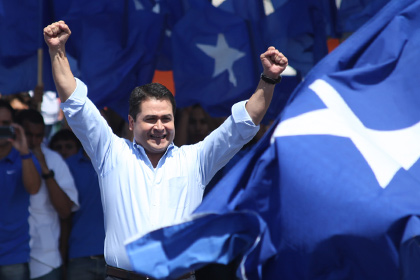 В Гондурасе определили победителя президентских выборов