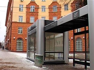 В Смоленске на месте демонтированных остановок установят «бюджетные»