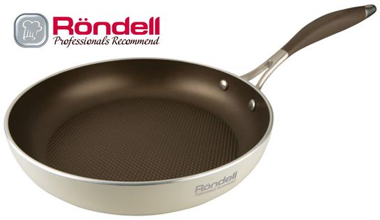 «Rondell» — ведущий бренд кухонной посуды
