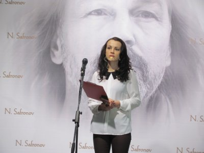 Никас Сафронов предпочел революционный Киев спокойному Смоленску
