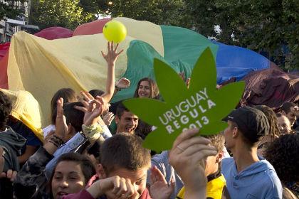 Уругвай полностью легализовал марихуану