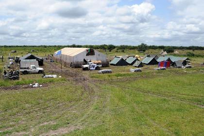 При нападении на базу ООН в Южном Судане погибли три миротворца