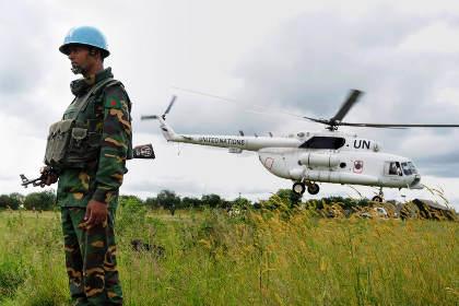 ООН дополнительно направит в Южный Судан 5,5 тысячи миротворцев