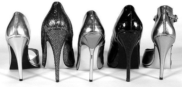Как правильно носить обувь на каблуках