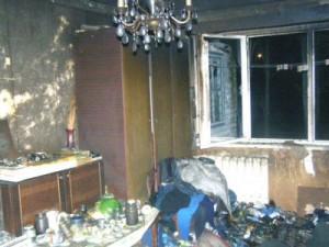 Скорбный список жертв пожаров в новом году открыл жилец вяземской двухэтажки