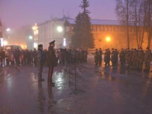 Смоленских стражей порядка снова отправили на Кавказ