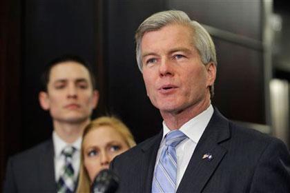 Бывшего губернатора Вирджинии обвинили в коррупции