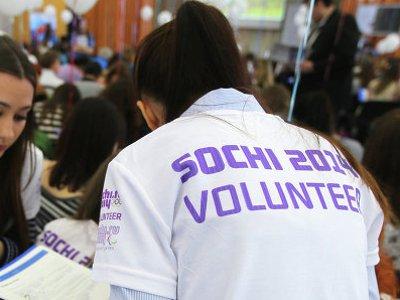 Первые волонтеры из Смоленской области прибыли на объекты Сочи-2014