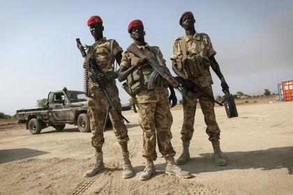 Южный Судан и повстанцы договорились о перемирии