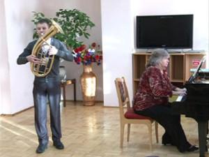Юные смоляне приняли участие в конкурсе духовых и ударных инструментов