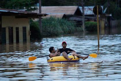 Жертвами наводнений в Боливии стали более 40 человек