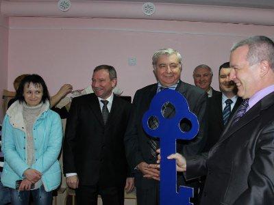 В рославльской новостройке оборудовали две ясельные группы