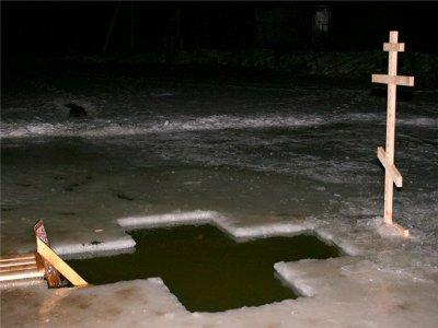 Для крещенских купаний на Смоленщине оборудуют четыре десятка иорданей