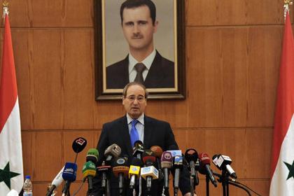 Западные спецслужбы вступили в переговоры с властями Сирии