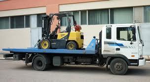 Профессиональная транспортировка спецтехники