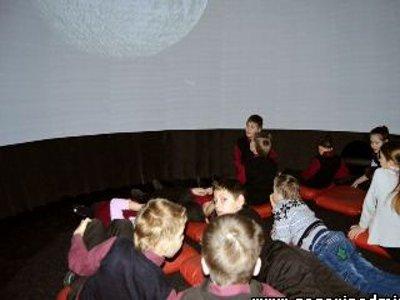 На малой родине первого космонавта открылся планетарий