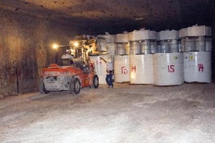 В хранилище ядерных отходов в штате Нью-Мексико возник пожар