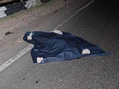 В Смоленской области насмерть сбили пешехода
