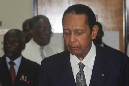 Бывшего диктатора Гаити позволили судить за нарушения прав человека