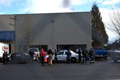 Работник застрелил начальника в штате Вашингтон