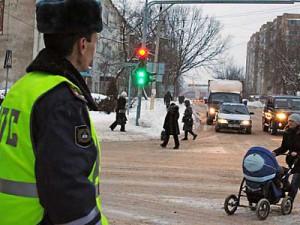 На дорогах Смоленщины стартовала спецоперация «Пешеход»