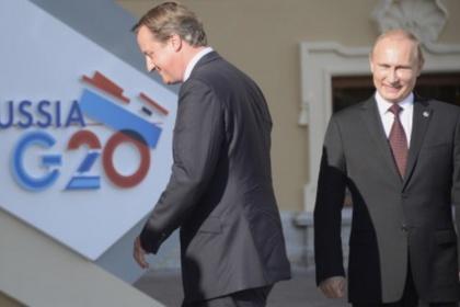 Великобритания предложила провести саммит G7 в Лондоне вместо Сочи