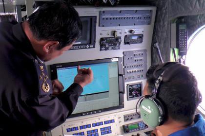 Системы связи пропавшего «Боинга» были отключены вручную