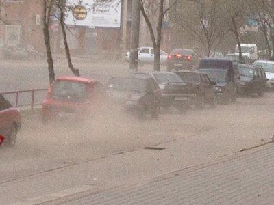 Роспотребнадзор бьет тревогу по поводу чрезмерно запыленного воздуха в Смоленске