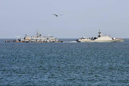 КНДР уведомила Южную Корею о проведении стрельб в Желтом море