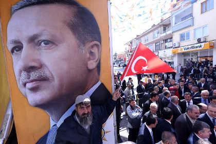 Премьер-министр Турции объявил о победе своей партии на местных выборах