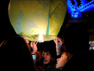 Небесные фонарики смоляне смогут запускать только за городом