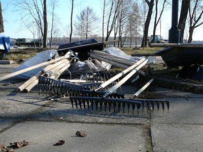 В Смоленске стартует месячник по уборке города