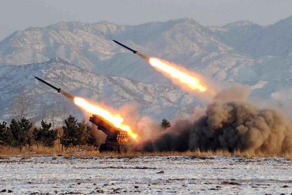 КНДР запустила две ракеты средней дальности