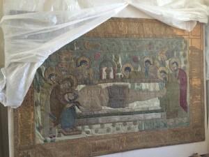 Плащаницу, украденную поляками из Мономахова собора, снова привезут в Смоленск