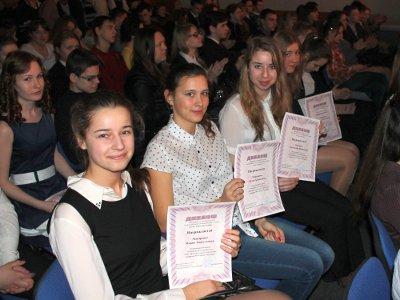 Школа-интернат имени Кирилла и Мефодия подготовила больше всех призеров олимпиад