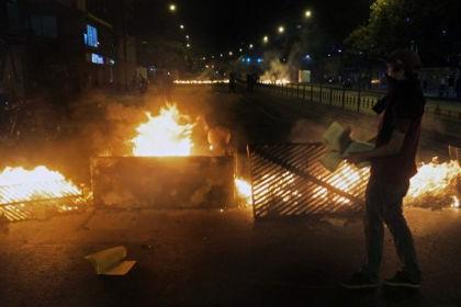 Число погибших в ходе акций протеста в Венесуэле достигло 20 человек