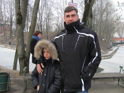 Экс-мэр Cмоленска Эдуард Качановский вышел в народ
