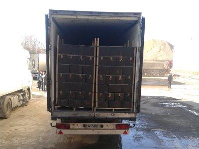 В Смоленск не пустили почти 20 тонн подозрительных яблок из Европы