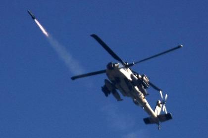 ВВС Израиля нанесли ракетные удары по сектору Газа