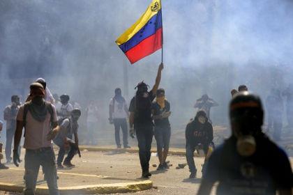 В ходе акций протеста в Венесуэле погибли три человека