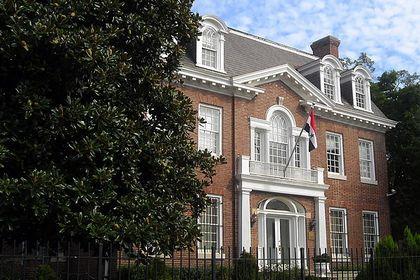 США приостановили работу сирийского посольства в Вашингтоне