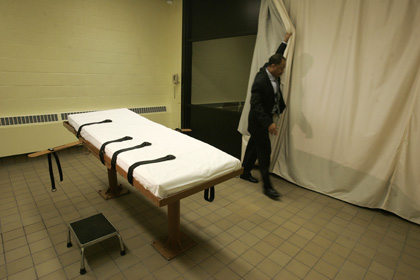 В Оклахоме отложили две казни из-за нехватки препаратов для инъекций
